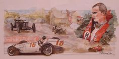 R Gesellbroun, 'Dick Seaman 1938 German Grand Prix',