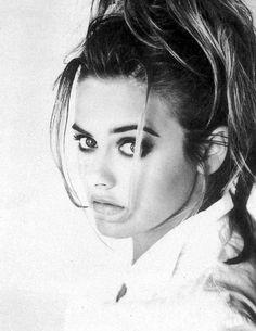 Alicia Silverstone. So perfectly 90s beautiful