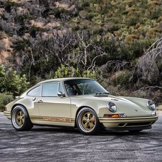 """The Norway car"" by Singer Vehicle Design 