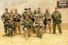 Canadian Special Operations Regiment.