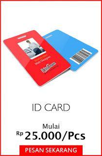 Printing Online - Primagraphia: Cara Mudah Print ID Card Satuan dan Grosir