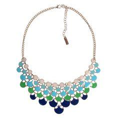 Ora Necklace Blue design inspiration on Fab.