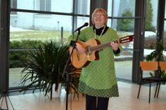 Kirsti Malmi toimii lähetystyössä Virossa. Kuva: Jarmo Suntio