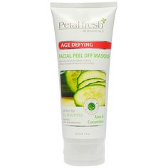 Petal Fresh Botanicals - Age Defying (New Look) - 7oz (Facial Peel Off Masque Aloe Cucumber) ** This is an Amazon Affiliate link. Click on the image for additional details.