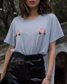 "95 Likes, 3 Comments - TWO SONGS (@shoptwosongs) on Instagram: ""NEW Rose Tits tee now available on twosongs.com! Since you guys loved it so much, we've added a new…"""