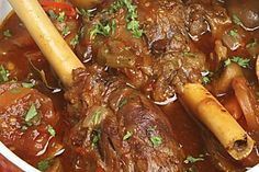Best lamb shank recipe ever, and I've tried a lot. I've been making it so long, I don't remember where I got it, but everyone who's tried it loves it and has asked for the recipe.