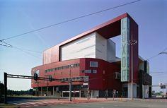 Theater Luxor  / Theatre Luxor  ( Bolles + Wilson )Rotterdam Kop van Zuid