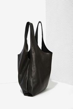 Baggu Frida Leather Bag