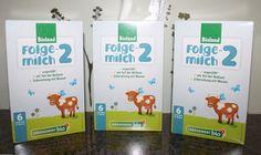 Holle Organic Lebenswert *** 3 BOXES *** Stage 2 Baby Infant Milk Formula Powder #holle