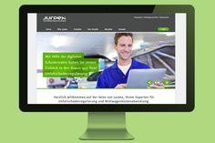 Website für die Firma Jurpex