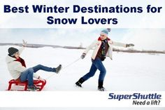 """Pin now. Read later...""""Looking for the best places in the US to travel  to see snow? We've listed our favorite snowy destinations. Check it out!"""""""