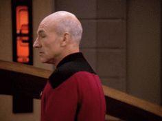 "boldlygiffing: Season 5 - Episode 9 ""A Matter of Time""Boo!"