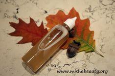 MishaBeauty - DIY kosmetika: Hydratační meduňkové tonikum pro zralou pleť