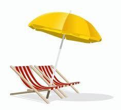 ombrellone da spiaggia per non scottarsi
