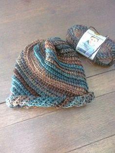 Fall whirl hat free pattern