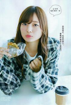UMEZAWA_minami 梅澤美波 Cute Girls, Cool Girl, Japanese Poster, Japan Girl, Cool Hats, Kawaii Cute, Beautiful Asian Girls, Real Women, Pretty Woman