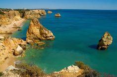 Las mejores playas del Algarve | Via The Fun Plan Blog | 13/05/2014 El destino preferido de muchos en verano, os ponemos los dientes largos con las mejores recomendaciones de nuestros funplanners para ir a disfrutar de las playas del Algarve  #Portugal
