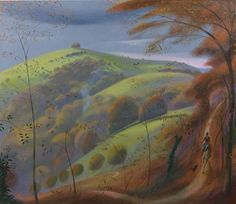 A Quiet Afternoon in November  Nicholas Hely Hutchinson
