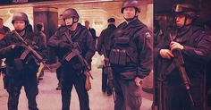 Activist Post: NYPD to Permanently Patrol Protests with Machine Guns #news