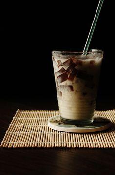 Chai Tea Jelly with Coconut Milk | Jennifer Anne Chen