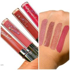 @colourpopcosmetics Liquid Lipsticks: Review and Swatches with @primadonnarence //DEETS// Swatches: Lumiere2 Tulle Frick n Frack and Bad Habit Share your looks to be featured #GlamExpress or http://ift.tt/1LKibRA ( Upload on site to win cool stuff )   #swatches #colourpop #lumiere2 #tulle #fricknfrack #badhabit #lipstick #mylucidintervals #beautyblogger #bbloggers #colourpopcosmetics #liquidlipstick #matte #mattelipstick #liquidlips #colourpopultramattelip #colourpopcult @colourpopcosmetics…