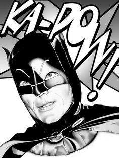 Cory Smith Art - Batman 66