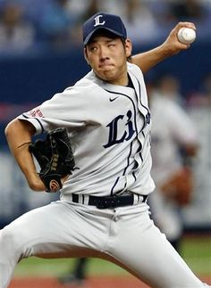 Yuusei Kikuchi strikes out 8 Buffaloes over 6 2/3 impressive innings of 3-run (2 earned) ball to earn his 2nd victory of the season at Kyocera Dome Osaka on Wednesday, August 15, 2012.