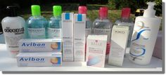 European Beauty Haul - Bioderma & City Pharma