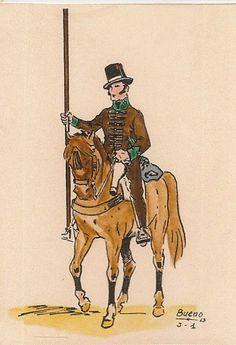 Lanceros de Carmona 1808
