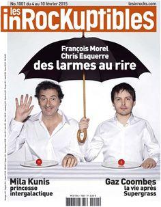 Les Inrockuptibles n°1001 du 4 au 10 février !
