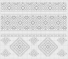 Folk Embroidery, Japanese Embroidery, Embroidery Patterns, Cross Stitch Geometric, Cross Stitch Patterns, Ukraine, Bargello, Darning, Brick Stitch
