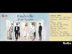 Cinderella and the four knight OST Korean Drama Songs, Lee Jung, The Four, Btob, Music Publishing, Soundtrack, Confessions, Knight, Cinderella