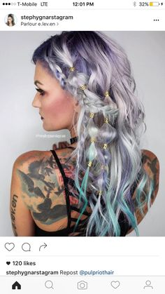Viking mermaid goddess