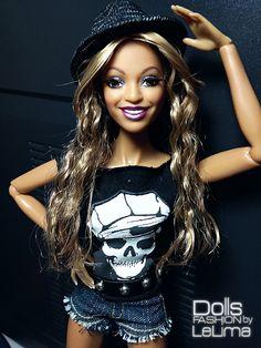 Beyoncé doll | Dolls fashion by LeLima