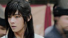 Taehyung in Hwarang Ep. 4