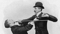 Bartitsu Cane Defense