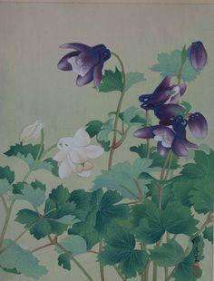 woodblock prints based on IKEDA's paintings B-sides: IKEDA Zuigetsu(池田瑞月 Japanese, 1877-1944) via ...