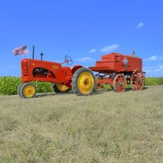 Do you think !941 Massey Harris 81 deserves to win the Steiner Tractor Parts Photo Contest?  Have your say and vote today for your favorite antique tractor photos!