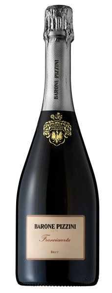BRUT FRANCIACORTA DOCG  Elegant, spicy, with note of flowers, ripe fruit and yeats: on the palate it is cremy, persistent and complex.
