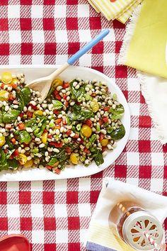 Fresh Black-Eyed Peas Saladcountryliving