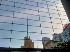 Reflections. NYC.