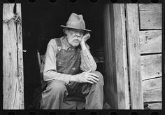 Eighty-three year old settler to be resettled, near Chillicothe, Ohio
