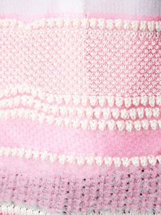 Shop Delpozo V neck tricot sweater in Forty Five Ten from the world's best independent boutiques at farfetch.com. Shop 400 boutiques at one address.