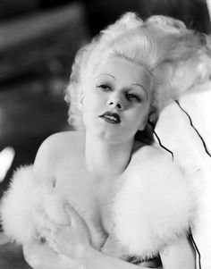 April American film star Jean Harlow - the original blonde bombshell. (Photo by George Hurrell) - - April American film star Jean Harlow - the original blonde bombshell. (Photo by George Hurrell). Old Hollywood Glamour, Golden Age Of Hollywood, Vintage Hollywood, Hollywood Stars, Classic Hollywood, Vintage Glamour, Hollywood Icons, Hollywood Actresses, Jean Harlow