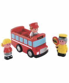 HappyLand School Bus