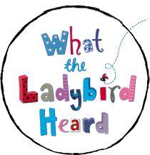 Julia Donaldson Books - What The Ladybird Heard Activities