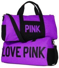 Pink gym back