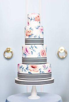 The 50 Most Beautiful Wedding Cakes   Wedding Ideas   Brides.com   Wedding Ideas   Brides.com