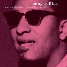 Sonny Rollins - A Night at the Village Vanguard - Blue Note 1581 1958
