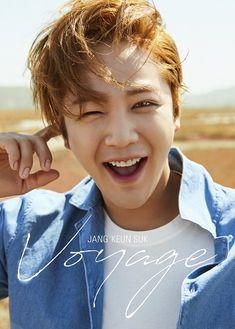 Jang Keun Suk album for release in summer of 2017